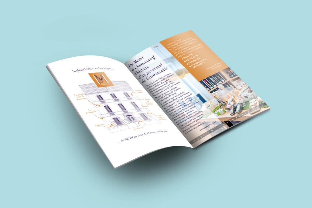 Brochure Maison Moga