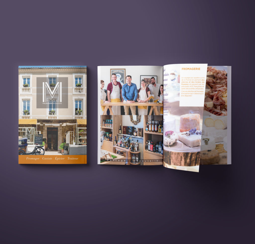 maison moga communication brochure