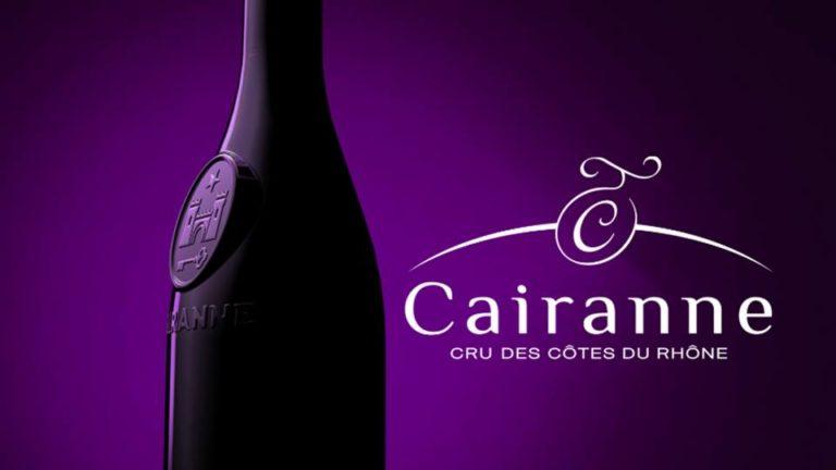 L'AOC Cairanne dévoile un coffret special 2019