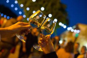 Vignobles en fête : repositionnement et création graphique